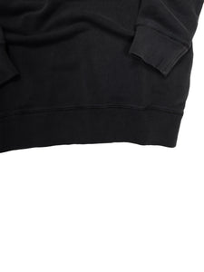 El Solitario WTF Black sweatshirt. Detail 2