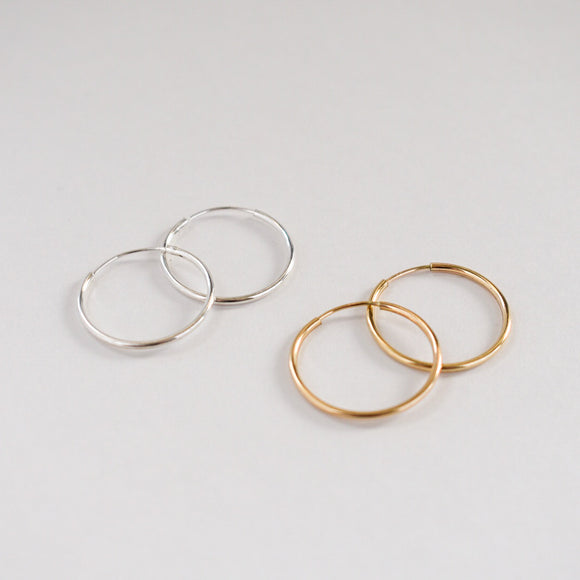 The Nubia Hoops – Small