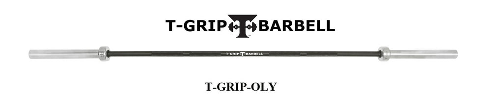 T-Grip Olympic Barbell