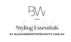 BW home styling essentials