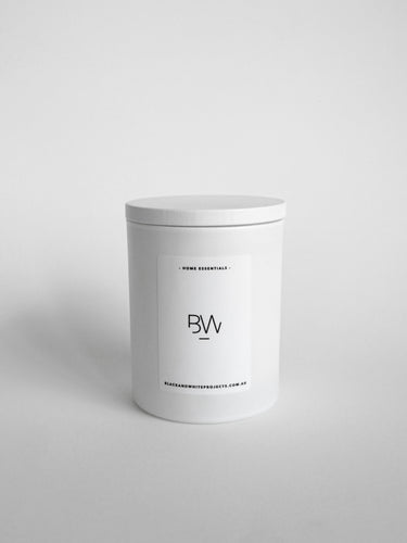 CLASSIC WHITE COCOSOY CANDLE