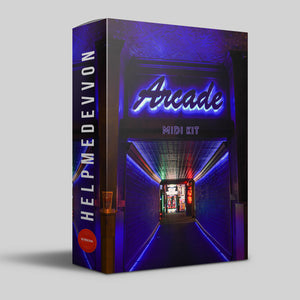 RNB Arcade Midi Kit - HelpMeDevvon