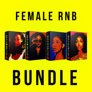 Female Studio Bundle - HelpMeDevvon
