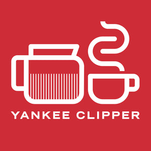 Ken Rabe + The Yankee Clipper - Red  - Holiday