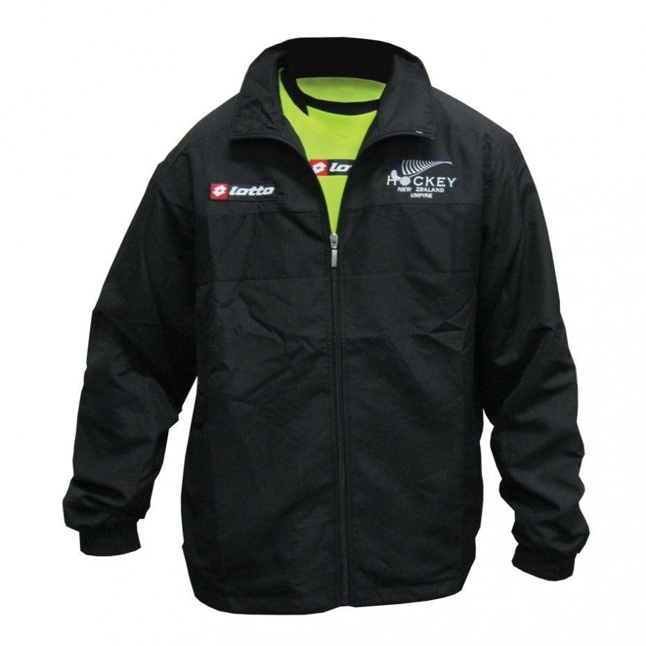 Hockey NZ Umpire L73 FZ Jacket