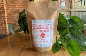 10 ounce bag of Noel Blend coffee
