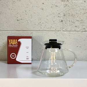 Yama Glass Decanter