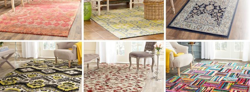 How To Design Your Room With Area Rugs