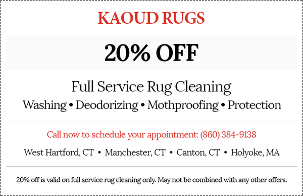 Rug Cleaning Coupon