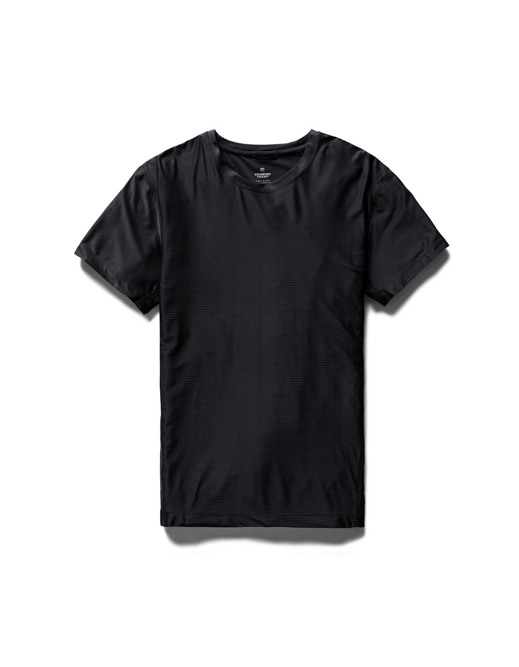 Schoeller E1 T-Shirt / Black