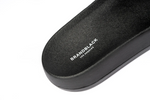 WOMEN'S KASHIBA-LUXE SLIDES BASIC BLACK