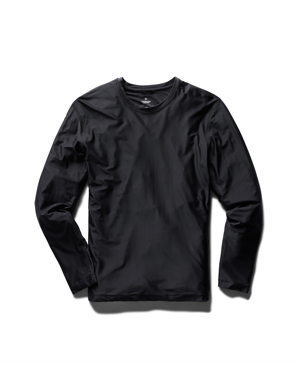 Schoeller E1 Long Sleeve / Black