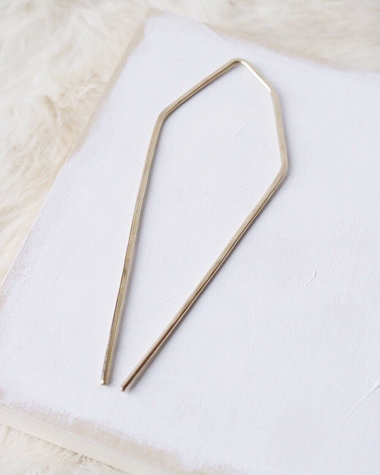 constellation hair pin