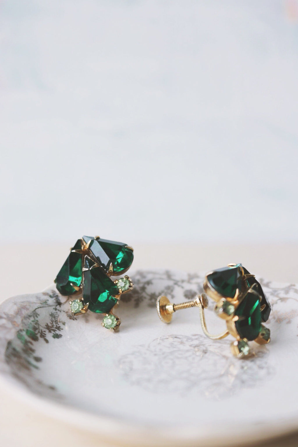 emerald green beauts
