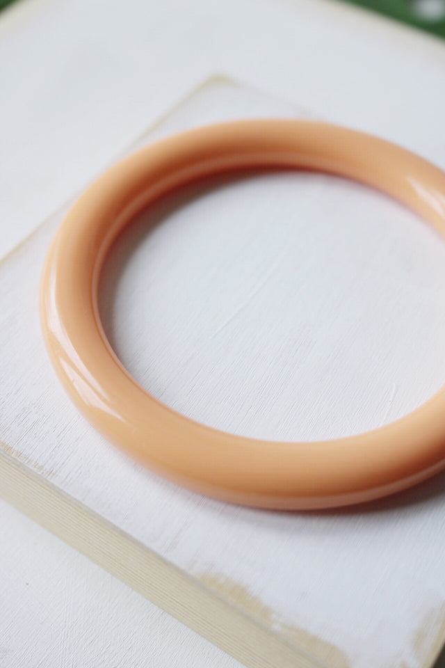creamsicle bangle