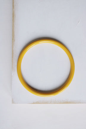no. 2 yellow bangle