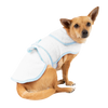 Dog Bath Robe, Blue