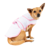 Dog Bath Robe, Pink