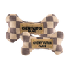 Checker Chewy Bone