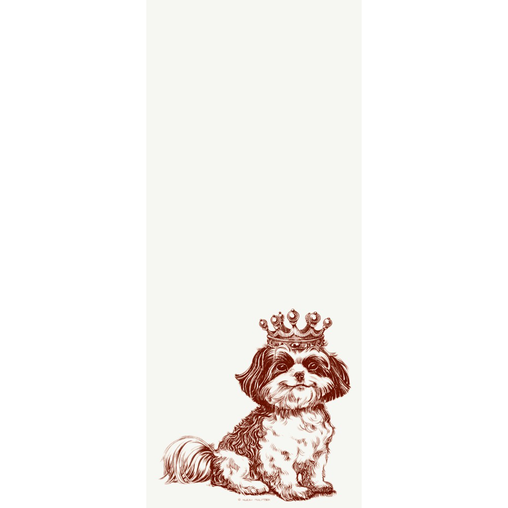 Royal Shih Tzu Long Pad