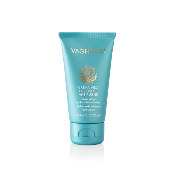 Anti-Wrinkle After-Sun Face Cream 50 ml