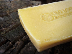 tradverk Handmade organic lanolin soap for wool & silk