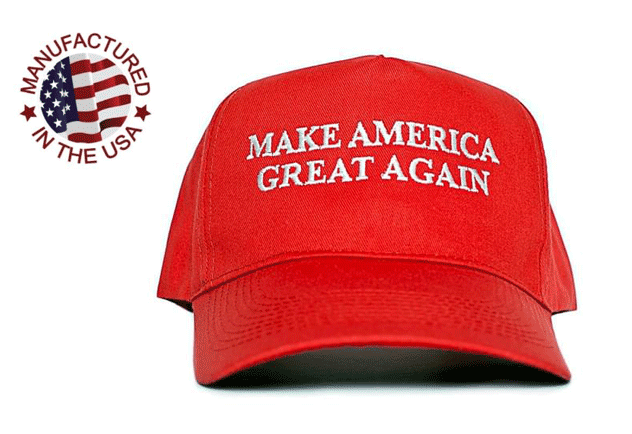 Make America Great Again CLASSIC Red Hat