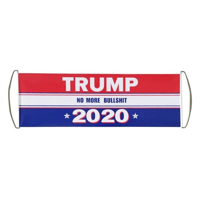 2020 Presidential Election Trump 2020 Handheld Rally Flag