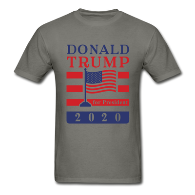 Donald Trump for President 2020 T-Shirt - charcoal
