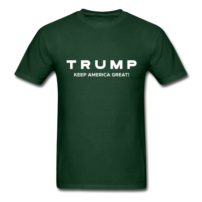 Trump Keep America Great T-Shirt - red