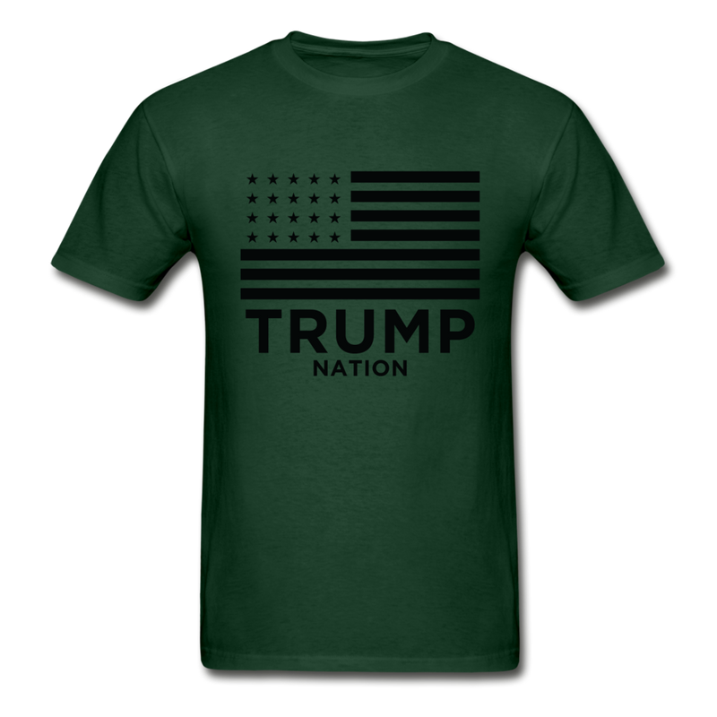 Trump Nation T-Shirt - red