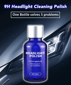 9H Headlight Polish