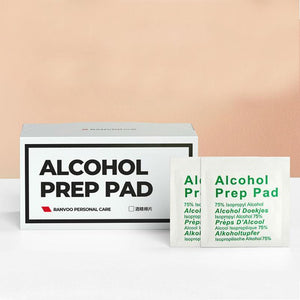 Sterilized Alcohol Prep Pad with 70% Alcohol