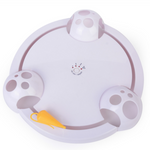Turntable Mice Interactive Cat Toy