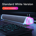 4D Computer Speaker Sound Bar