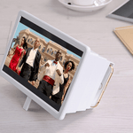 3D Portable Universal Collapsible Screen Magnifier
