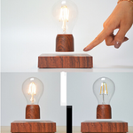 Magnetic Levitation Bulb Table Lamp