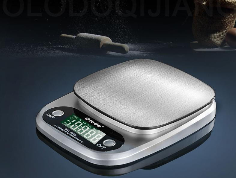 Multifunction Digital Food Kitchen Scale