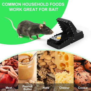 Reusable 6 PC Mice Traps