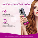 Automatic Wireless Hair Curler