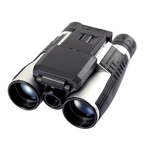 Binoculars With Camera