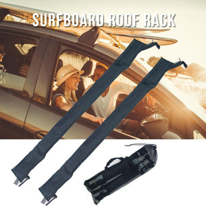 Universal Padded Car Roof Rack