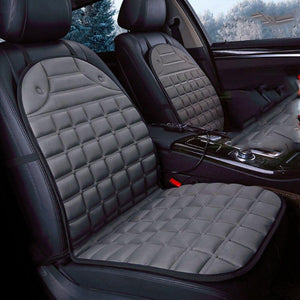 The Heated Car Seat Cushion