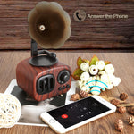 Retro Phonograph Bluetooth Speaker