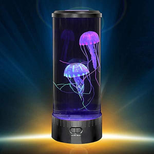 Mesmerizing Jellyfish Lamp