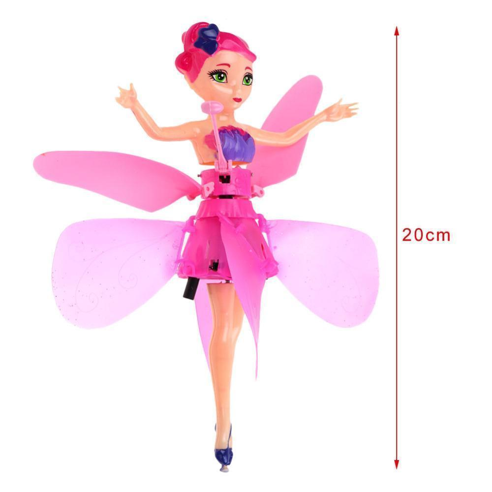 The Amazing Magical Flying Fairy Toy