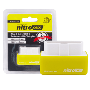 Nitro OBD2 Chip Tuning Box for Petrol and Diesel