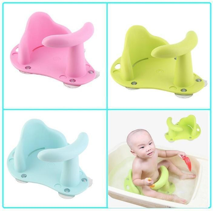 Baby Bath Tub Anti-Slip Safety Ring Seat