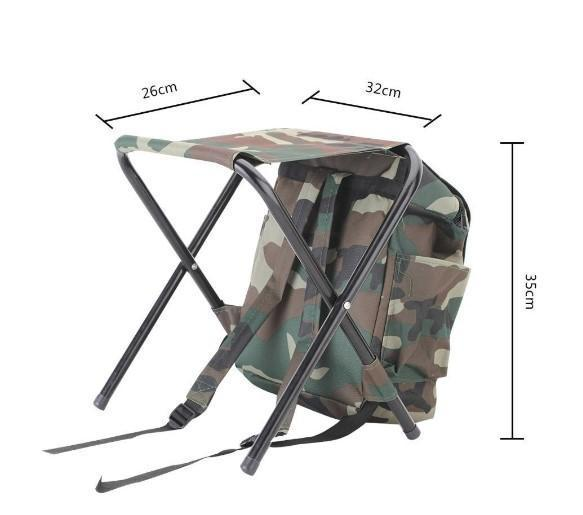 Travel Backpack Chair
