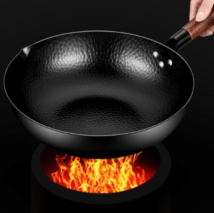 Iron Wok - Non Stick Pan